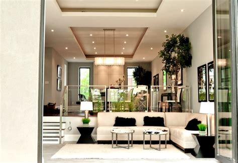 15 space saving and pretty sunken living rooms home 38 best step down living rooms images on pinterest