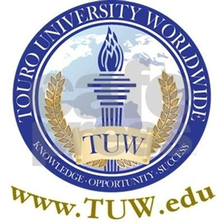 touro university worldwide touro university worldwide school logo infant t sh by