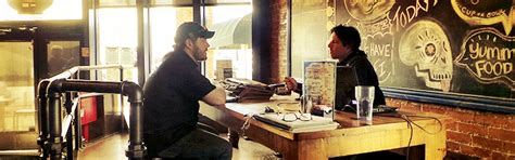 Liquor Sales Rep by A Day In The Fuh Can Around With Oskar Blues Sales Rep Brent Hodgson American Craft