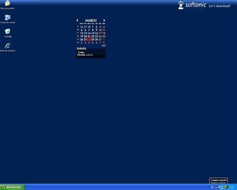 Calendario Area De Trabalho Windows 7 Rainlendar