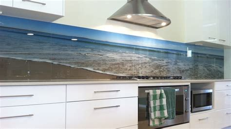 coastal kitchens gold coast gold coast glass splashback in glass design