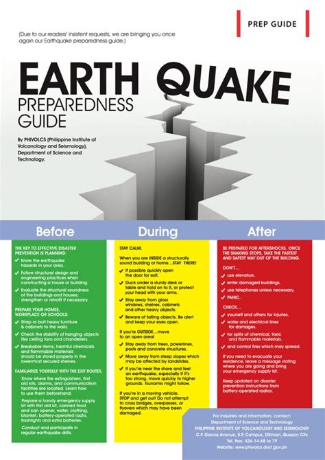 8 Tips To Make House Survivable by How To Survive In An Earthquake Earthquake Safety