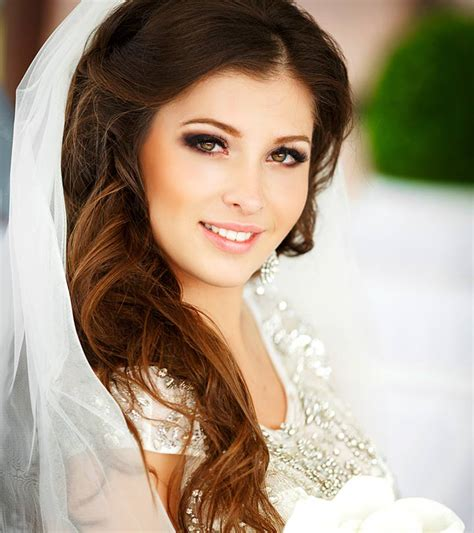Wedding Makeup Hair Brown by Wedding Makeup For Brown And Brown Hair Mugeek