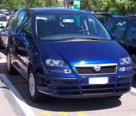 Ulysse Fiat File Fiat Ulysse 2006 Blue Vr Jpg Wikimedia Commons