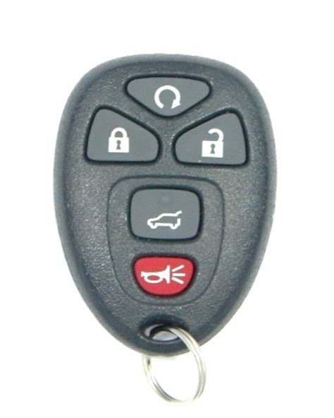 cadillac escalade remote start 2012 cadillac escalade remote keyless entry key fob 25839476