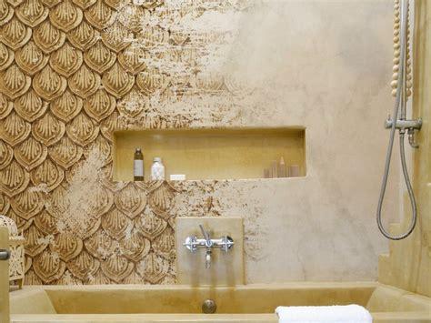carta da parati lavabile per bagno carta da parati a motivi per bagno zar wall dec 242