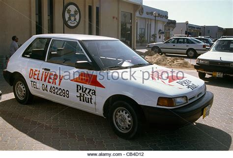 Pizza Auto by Pizza Delivery Car Stock Photos Pizza Delivery Car Stock