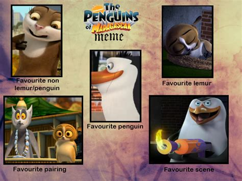Madagascar Meme - penguins of madagascar meme by servicedroneneenee on