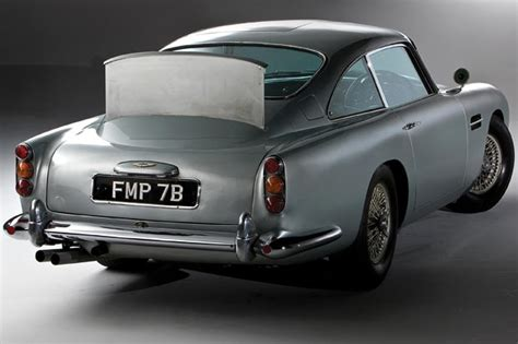 Aston Martin Db5 Cost by Bond S Aston Martin Db5 From Quot Goldfinger Quot Bullet
