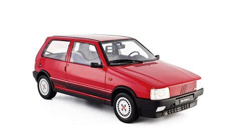 fiat uno ie turbo fiat uno turbo i e automodell 1 18 1985 1 176 serie laudoracing
