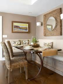 Dining Room Decorating Ideas Small Space Dining Rooms