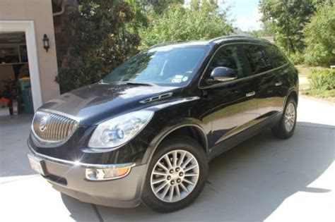 buy used 2009 buick enclave cxl 8 passenger dual seatback