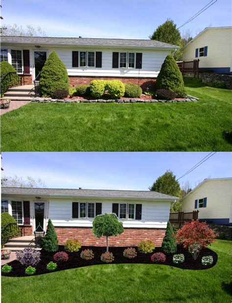 new home backyard landscaping 12 best new home landscaping images on pinterest backyard ideas gogo papa