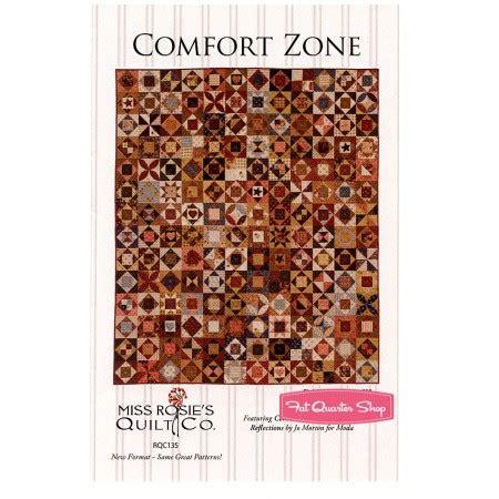 comfort zone shop comfort zone quilt pattern miss rosie s quilt company rqc
