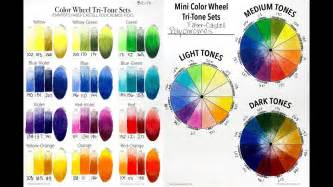 coloring pages bliss color chart how to pick colors fast and get beautiful blends youtube