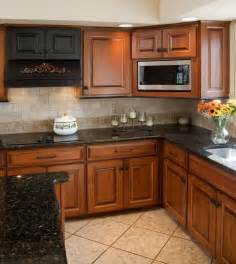 Kitchen Paint Ideas With Brown Cabinets Best 20 Brown Painted Cabinets Ideas On Kitchen Countertops Granite Kitchen