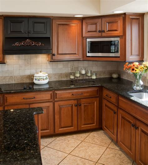 Kitchen Brown Cabinets by Kitchen Cabinet Restoration Antique Quot Honey