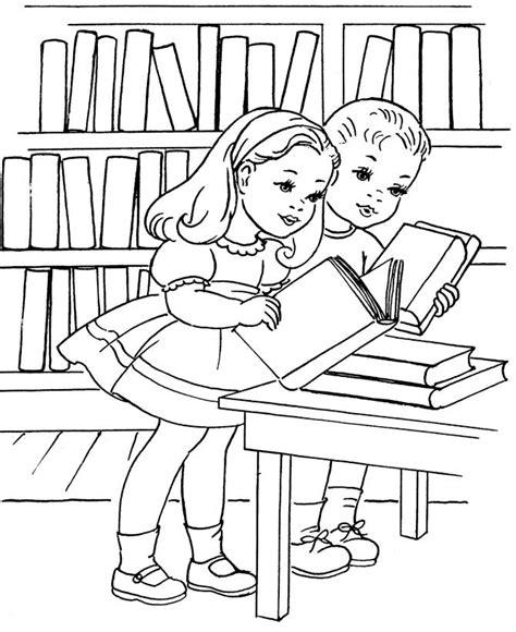 coloring page middle school en la biblioteca dibujalia dibujos para colorear