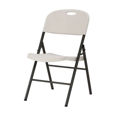 folding chairs bunnings lifetime almond classic folding chair bunnings warehouse
