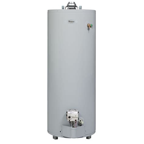 25 gallon water heater shop whirlpool 40 gallon 6 year residential tall natural
