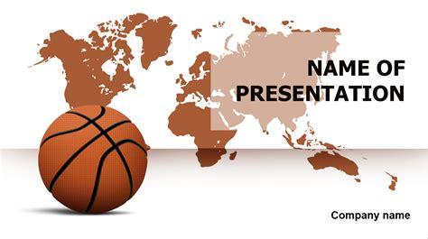 basketball powerpoint template world basketball powerpoint template for impressive