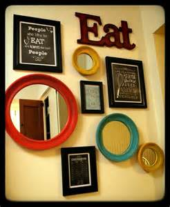 Kitchen Wall Decor Ideas Diy 163 Best Images About Kitchen Aqua Amp Red On Pinterest