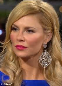 brandi glanville hair brandi glanville slams lisa vanderpump for changing when
