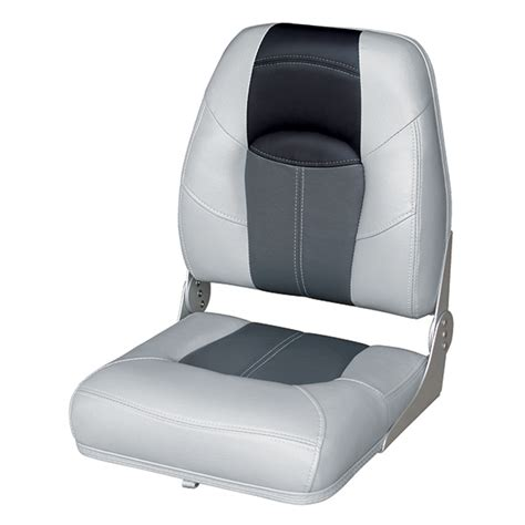 wise seating high back folding boat seat west marine - High Back Boat Seat Covers