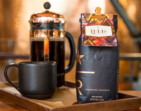 EPR Retail News   Starbucks announces its first single origin Reserve coffee from India now