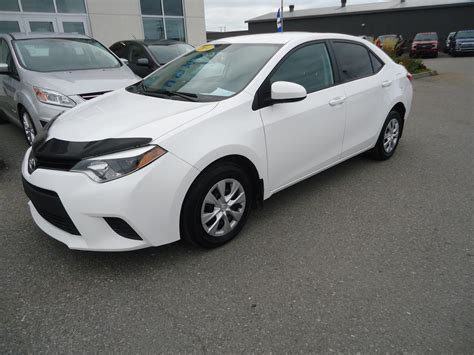 bouchard used cars 2014 toyota corolla ce bouchard ford used car for sale