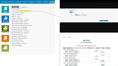 membuat website penjualan sederhana membuat laporan penjualan yang terinci sederhana dan cepat