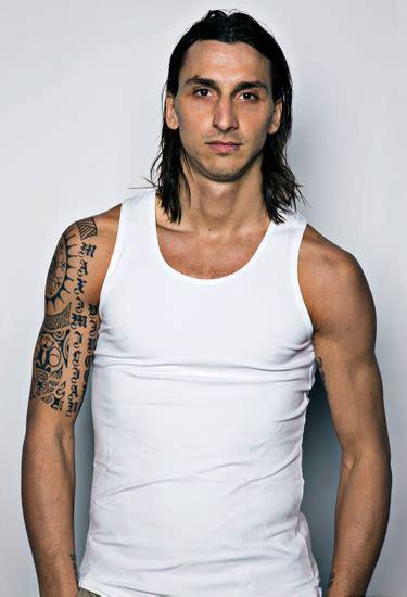 ibrahimovic ultimo tattoo meio de co 187 ser 225 mas e a tatuagem 187 arquivo