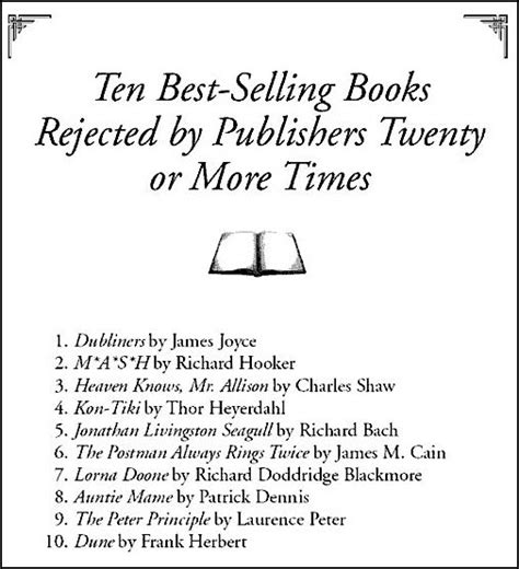 picture book publisher ten best selling books rejected by publishers twenty or