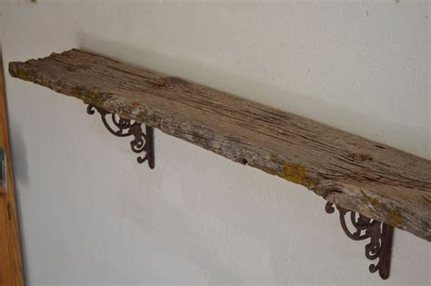 barn wood shelves wall decor riverside road weathered barn wood wall shelf simple and