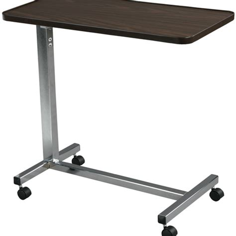 drive medical overbed table assembly bettymills non tilt top overbed table drive medical 13003