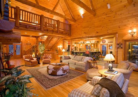 Luxury Cabin by Inside Luxury Log Homes Studio Design Gallery Best