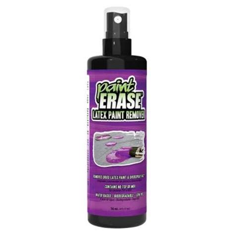 home depot paint deglosser painterase 16 oz based paint remover 209 the home