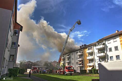 wohnungen lingenfeld germersheim dachstuhlbrand in der theodor heuss stra 223 e