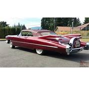 59 Cadillac Series 62 Convertible For Sale