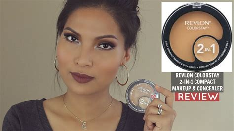 Lol Mascara Eyeliner 2in1 Revlon revlon colorstay 2 in 1 compact foundation concealer