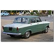 Triumph Had Called In Giovanni Michelotti From Vignale To Design Cars
