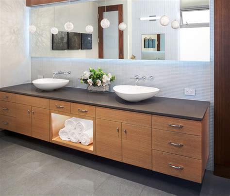 mid century badezimmer vanity beautiful mid century modern bathroom vanity home ideas