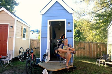 new tiny house neighborhood will allow homeless to rent to own tiny homes as a solution to homelessness in nashville