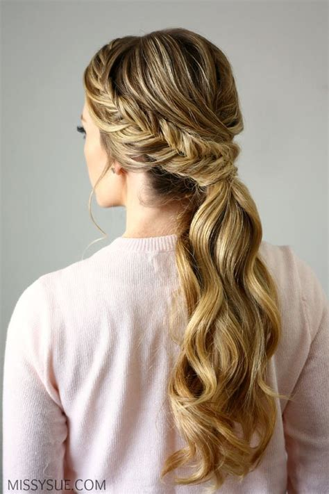 model hairstyles for ponytail hairstyles for prom s 25 best ideas about prom hairstyles 2016 on