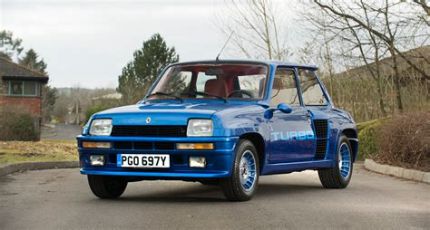 renault 5 turbo the renault 5 turbo that packs supercar punch