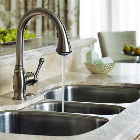best kitchen sinks and faucets find the best kitchen faucet