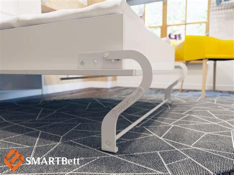 Schrank Mit Bett 362 by Schrankbett 160x200 Wei 223 Smartbett 1 036 55