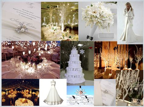 Winter Wedding Ideas by Lq Designs Winter Wedding Ideas A Celebration