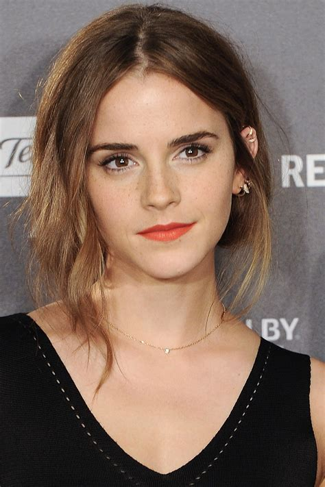 emma watson hairdos easy step by step emma watson hairstyles watsons hair celebrity inpirations