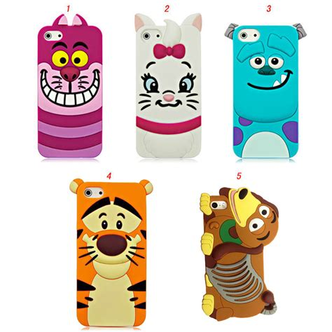 Iphone5 3d Kisd 3d silicone cover for apple iphone 4 4s 5 5s 6 6 plus ebay